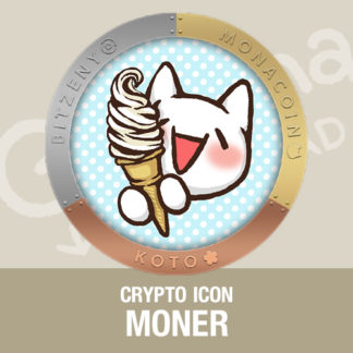 SNSアイコン:モナー