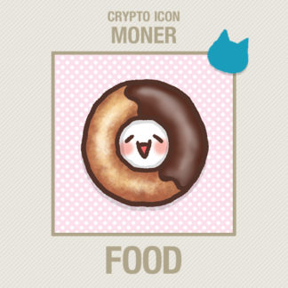 モナーアイコン:食べ物